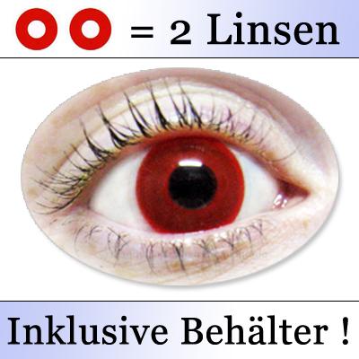 Farbige-Fun-Kontaktlinsen-rote-Blutaugen-Motivlinsen-rot-blut-Crazy-M5005
