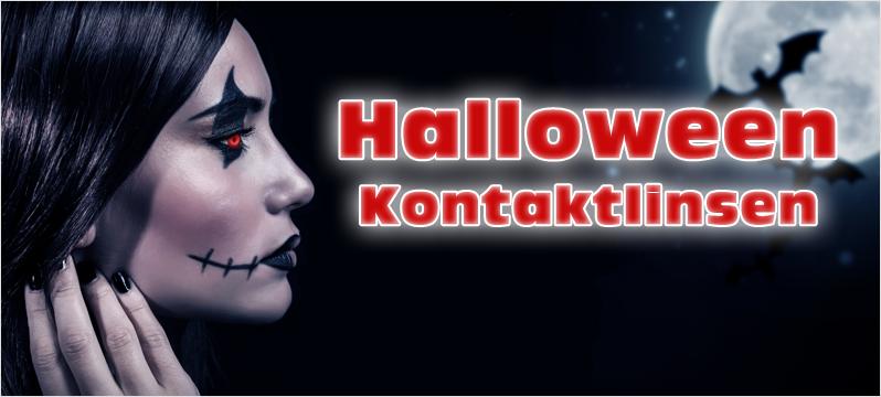 Bitte hier klicken, um sich unsere aktuellen Halloween Kontaktlinsen anzusehen...