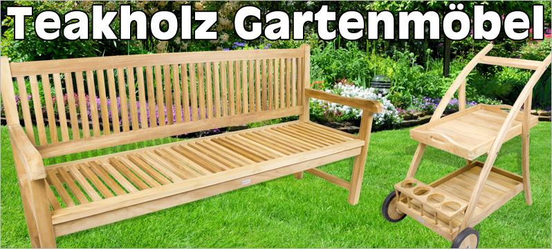 Bitte hier klicken, um sich unsere aktuellen Teakholz Gartenmöbel anzusehen...