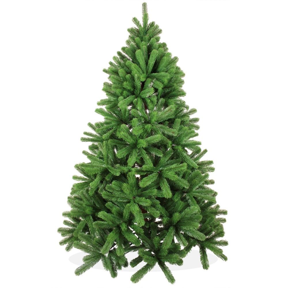 k nstlicher weihnachtsbaum spritzguss 180cm gr n douglasie. Black Bedroom Furniture Sets. Home Design Ideas