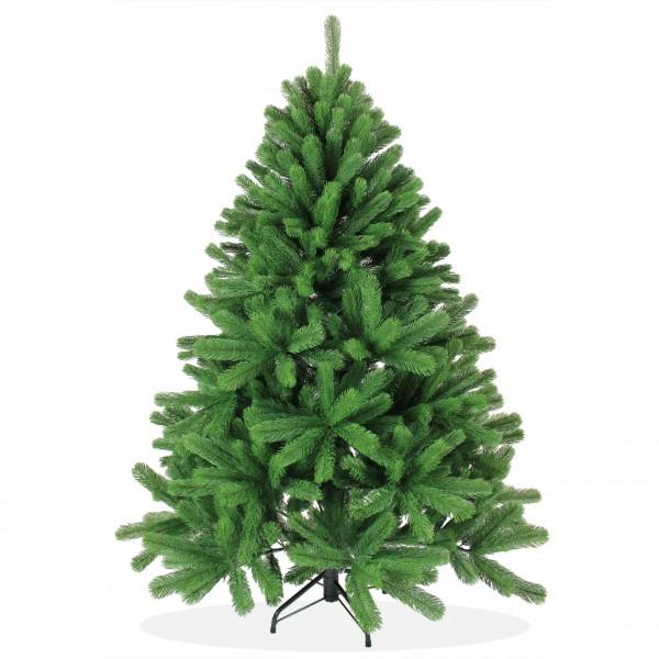 k nstlicher weihnachtsbaum 150cm pe spritzguss gr ner premium tannenbaum douglasie christbaum. Black Bedroom Furniture Sets. Home Design Ideas