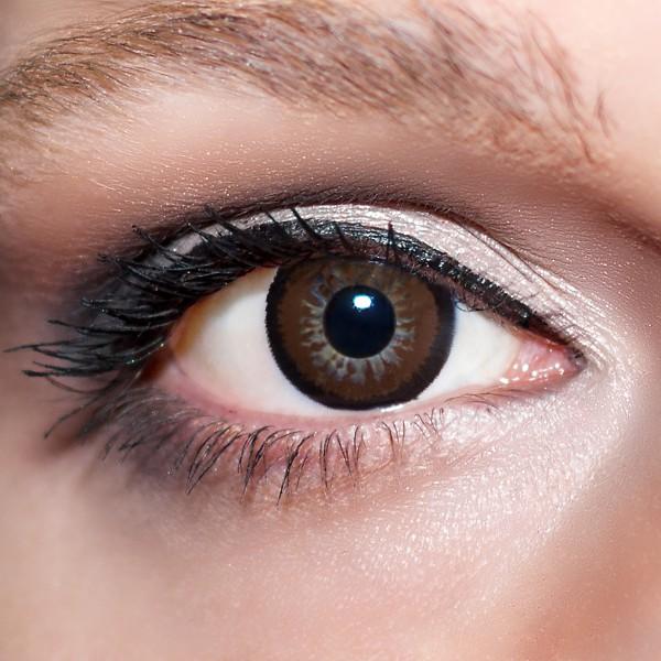 braune gro e kontaktlinsen 15mm farbige dunkelbraune. Black Bedroom Furniture Sets. Home Design Ideas