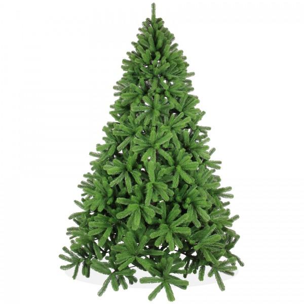 Künstlicher Weihnachtsbaum 240cm, PE Spritzguss, grüner Premium Tannenbaum Douglasie, Christbaum