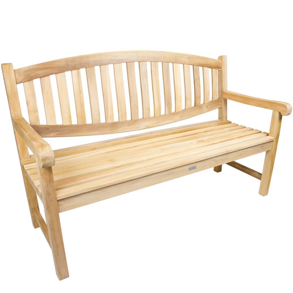 teakholz gartenbank tudmor 150cm. Black Bedroom Furniture Sets. Home Design Ideas