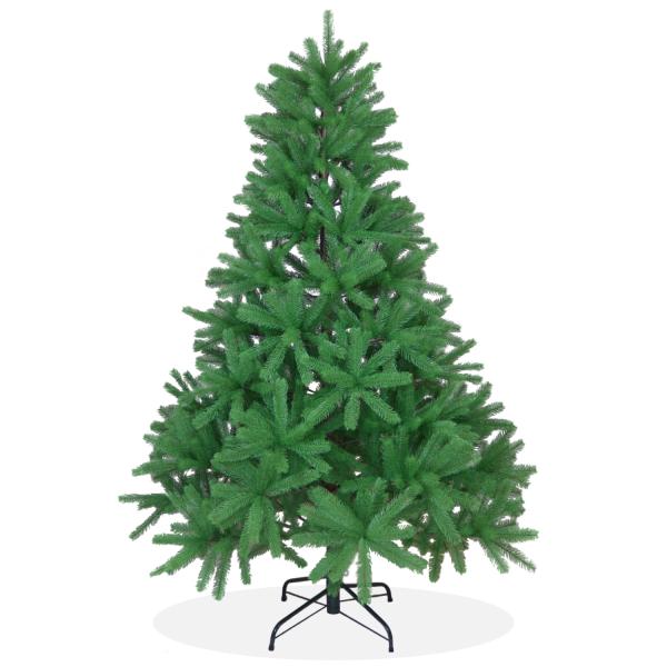 Künstlicher Weihnachtsbaum Douglasie, PE Spritzguss, grüner Premium Tannenbaum, Christbaum