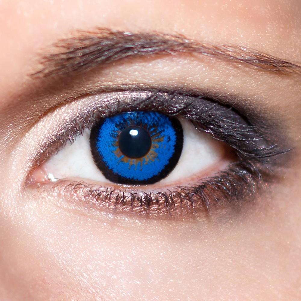 blaue gro e augen kontaktlinsen farbige dunkelblaue big. Black Bedroom Furniture Sets. Home Design Ideas