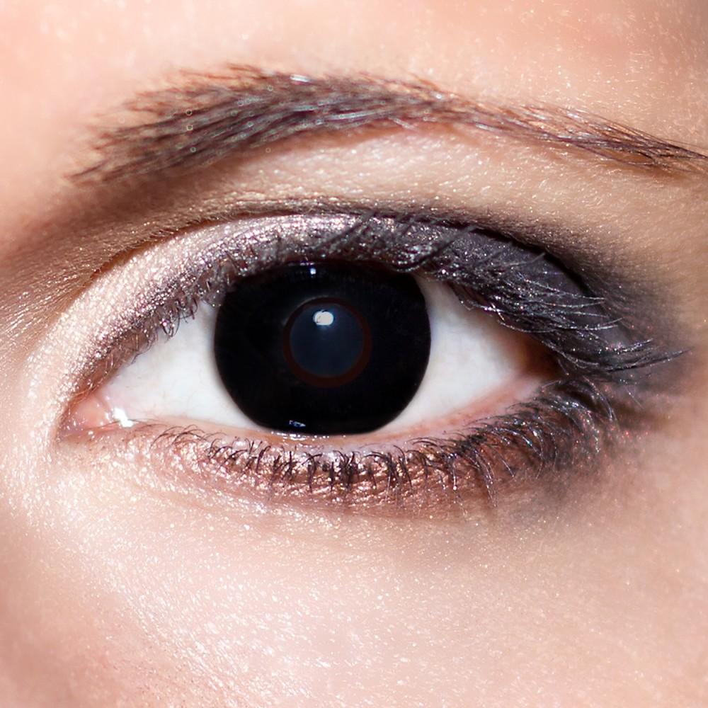 schwarze kontaktlinsen farbige hexenaugen motivlinsen. Black Bedroom Furniture Sets. Home Design Ideas