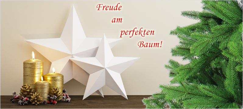 Künstlicher Weihnachtsbaum kaufen - Künstliche Weihnachtsbäume günstig online bestellen.