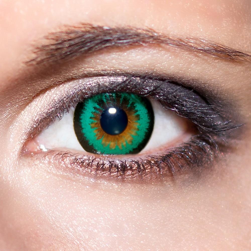 gr ne gro e augen kontaktlinsen farbige smaragdgr ne big. Black Bedroom Furniture Sets. Home Design Ideas